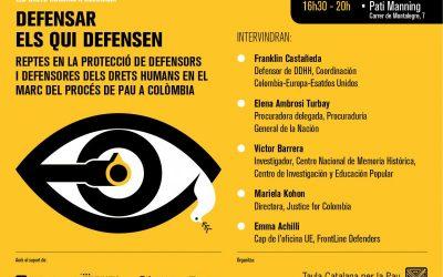XV Jornades sobre Colòmbia