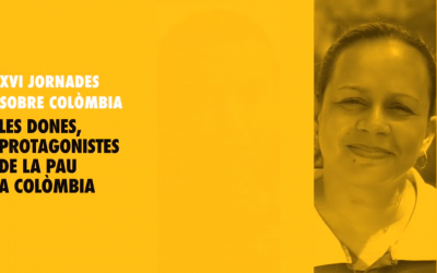 Les dones, protagonistes de la pau a Colòmbia (video promocional)