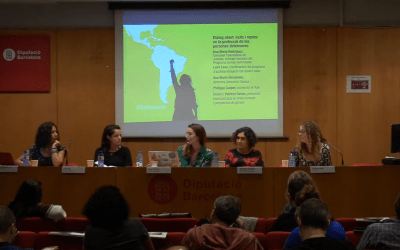 XVII Jornades de la Taula sobre Colòmbia
