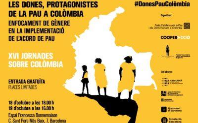 XVI Jornades sobre Colòmbia