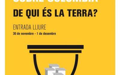 IX Jornades sobre Colòmbia