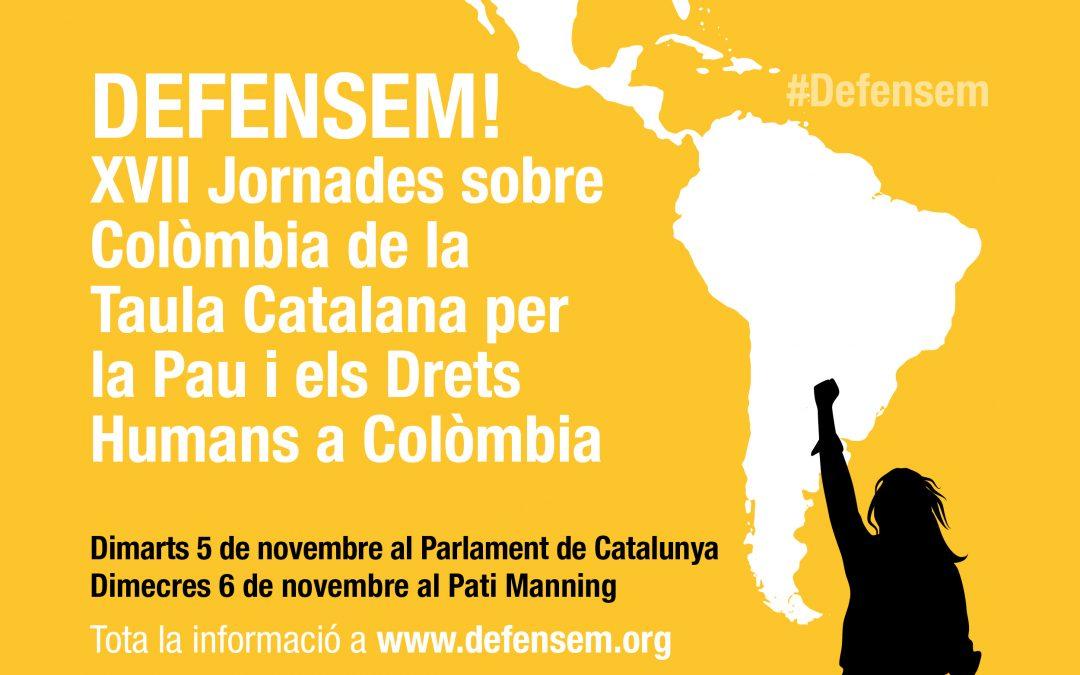 XVII Jornadas sobre Colombia