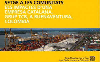 Els impactes d'una empresa catalana, Grup TCB, a Buenaventura (2015)
