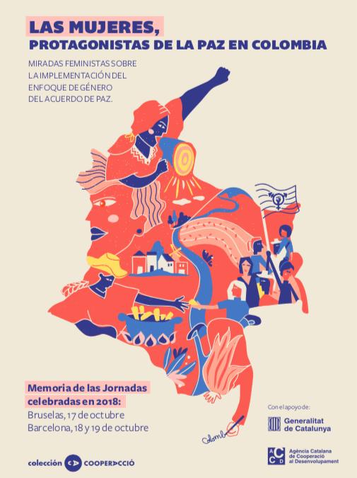 Las mujeres protagonistas de la Paz en Colombia