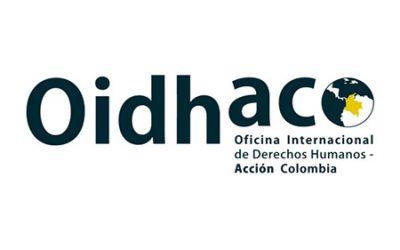 La Taula es suma al comunicat d'Oidhaco en condemna dels fets violents i de la greu situació humanitària al territori colombià