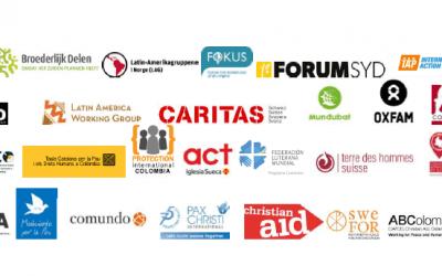 Organizaciones de la sociedad civil internacional alertan sobre el grave riesgo que representa para la paz y la democracia en Colombia el uso indebido de los sistemas de inteligencia estatal