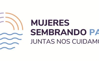 Iniciem la campanya #MujeresSembrandoPaz