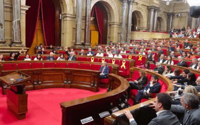 Avui: Resolució de suport a les persones defensores de Drets humans al Parlament