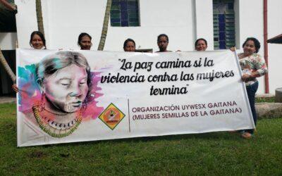 Seguimos resistiendo en tiempos de coronavirus #MujeresSembrandoPaz