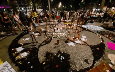 Nota de prensa. Colombia frente a la ola de violencia: la sociedad civil exige respuestas