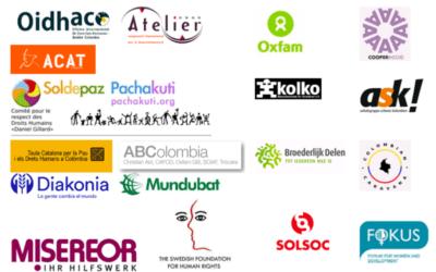 Exigim garanties per a la manifestació pública i pacífica convocada per la Minga Social i Comunitària del Sud Occident de Colòmbia